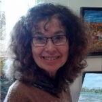 Anne Bergeron, Artiste peintre